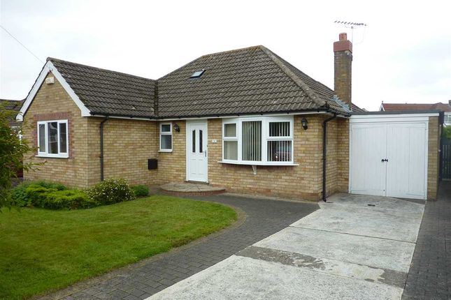 Thumbnail Bungalow to rent in Pelham Avenue, Scartho, Grimsby