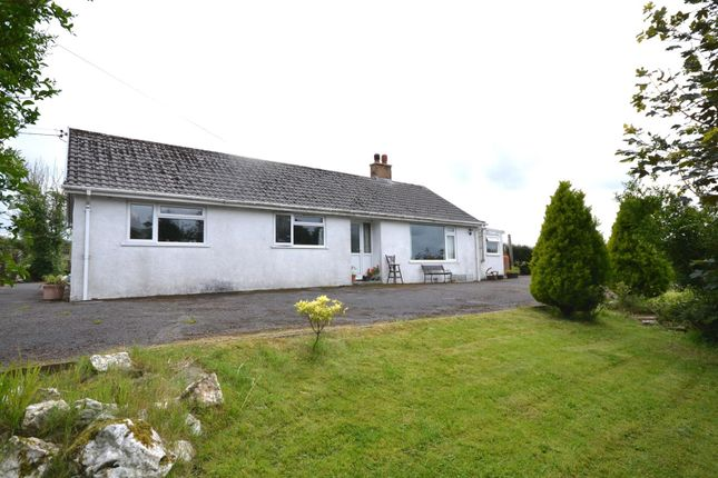 Thumbnail Detached bungalow for sale in Bancyffordd, Llandysul
