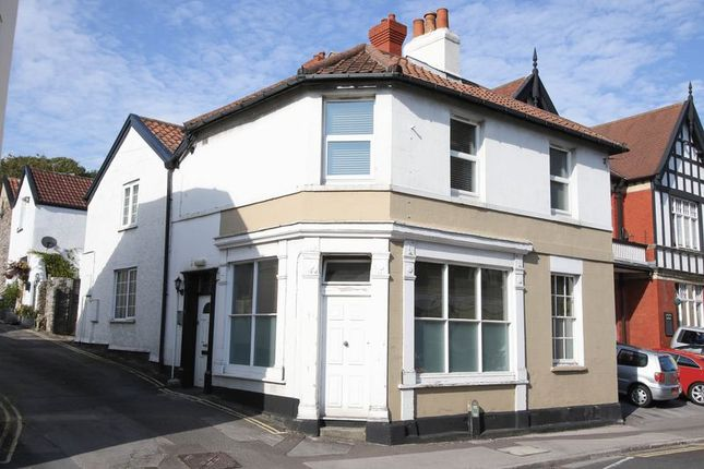 Thumbnail Flat for sale in Old Street, Clevedon