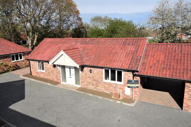 Thumbnail Bungalow for sale in Grundisburgh Place, Woodbridge