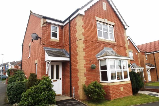Thumbnail Detached house for sale in Ellerby Mews, Thornley, Durham