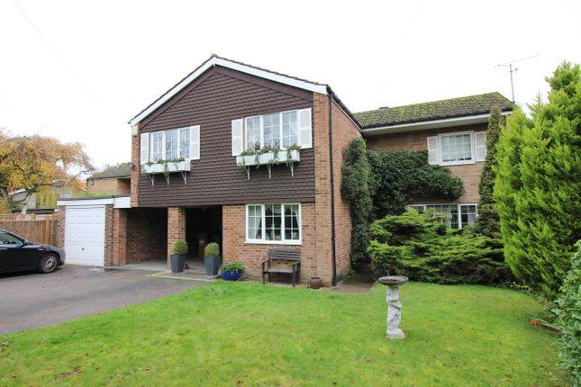 Thumbnail Detached house for sale in Oak Drive, Sawbridgeworth
