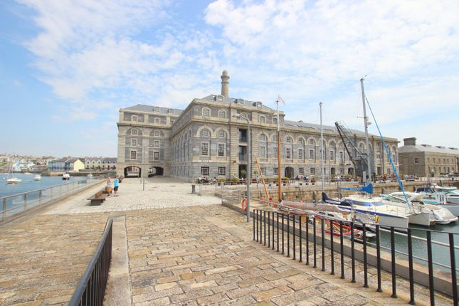 Thumbnail Flat for sale in Mills Bakery, Royal William Yard, Stonehouse, Plymouth, Devon