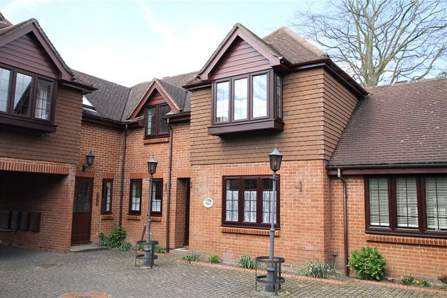 Thumbnail Flat for sale in High Street, Chobham, Woking, Surrey