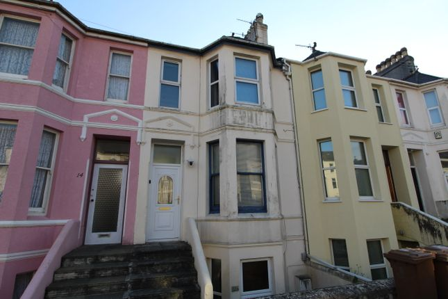 Thumbnail Maisonette for sale in Tavy Place, Mutley, Plymouth