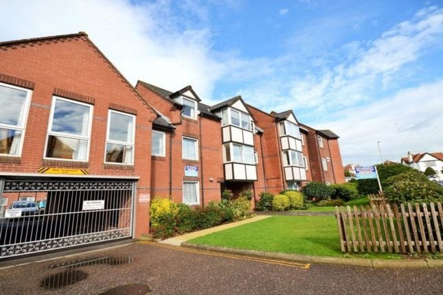 Thumbnail Flat to rent in Exeter Road, Exmouth