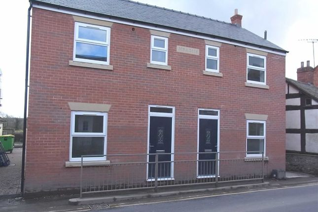 Thumbnail Semi-detached house to rent in 1, Cartref Clyd, Llansantffraid, Powys