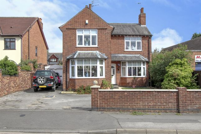 Thumbnail Detached house for sale in Church Street, Stapleford, Nottigham