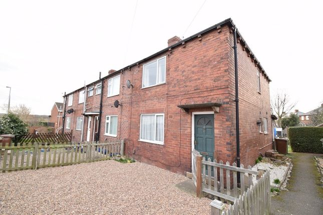 Thumbnail End terrace house to rent in Dudfleet Lane, Horbury