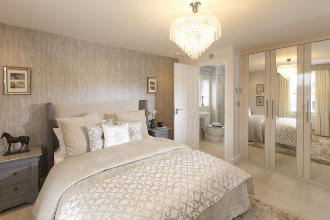 "Thumbnail Detached house for sale in ""Holden"" at Overstone Road, Sywell, Northampton"