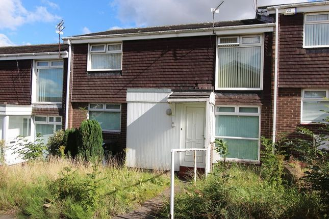 Thumbnail Flat for sale in Merrington Close, Sunderland