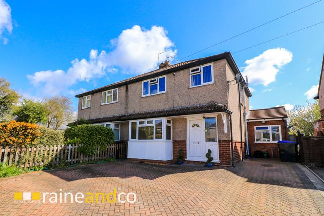 5 bed semi-detached house for sale in Parsonage Lane, Welham Green AL9