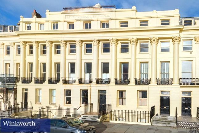 Thumbnail Flat to rent in Brunswick Terrace, Hove, East Sussex