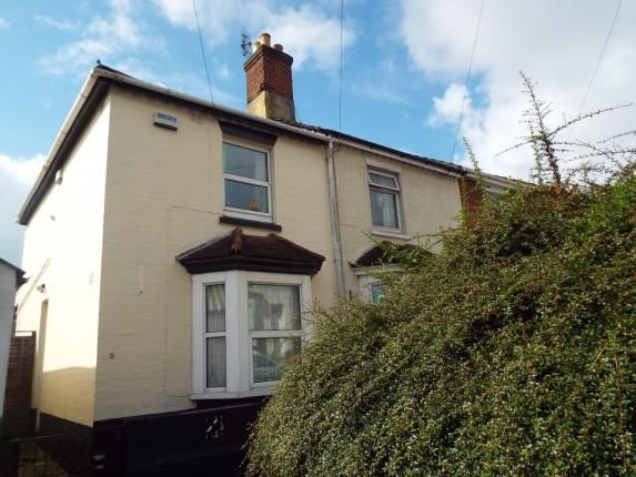 Thumbnail End terrace house for sale in Ancasta Road, Southampton