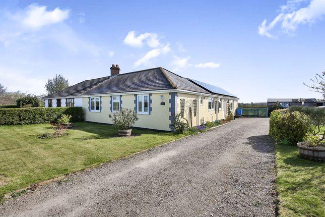 Thumbnail Semi-detached bungalow for sale in Waterhouse, Fakenham Road, East Barsham