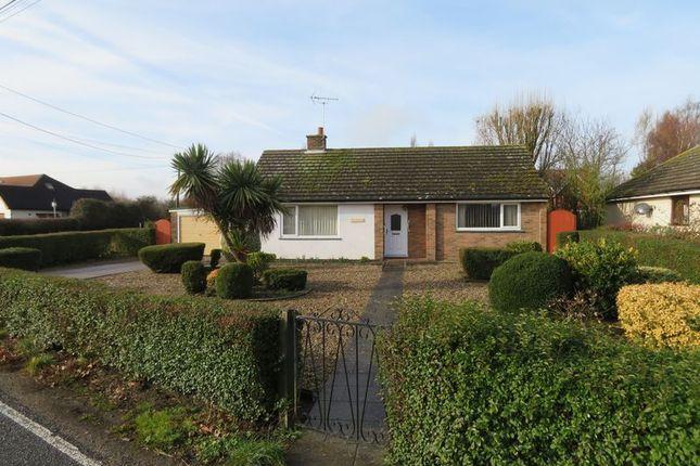 Thumbnail Detached bungalow for sale in Peldon Road, Abberton, Colchester