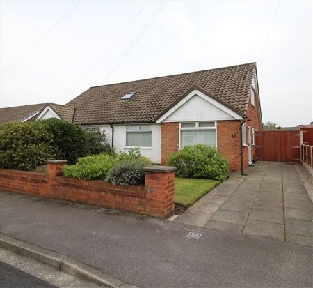 Thumbnail Bungalow for sale in Redgate, Ormskirk