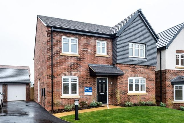 """Thumbnail Detached house for sale in """"Foxley"""" at Starflower Way, Mickleover, Derby"""