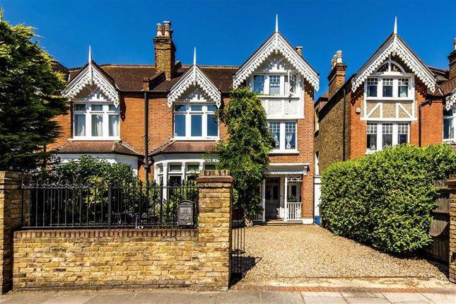 Thumbnail Semi-detached house for sale in Waldegrave Road, Twickenham