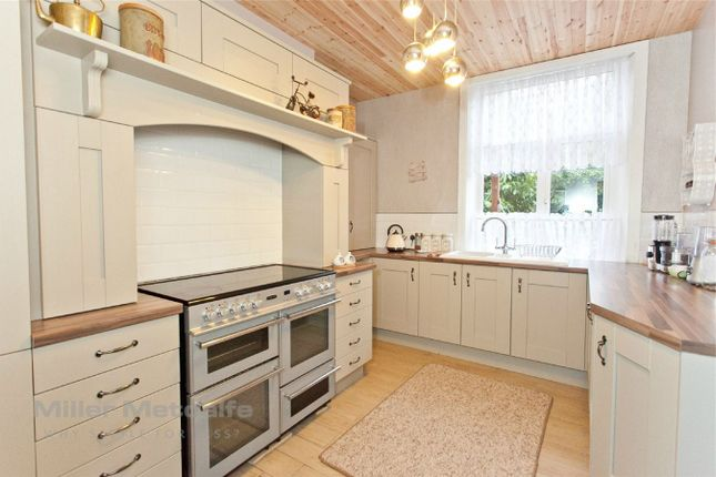 Thumbnail Detached house for sale in Station Road, Kearsley, Bolton