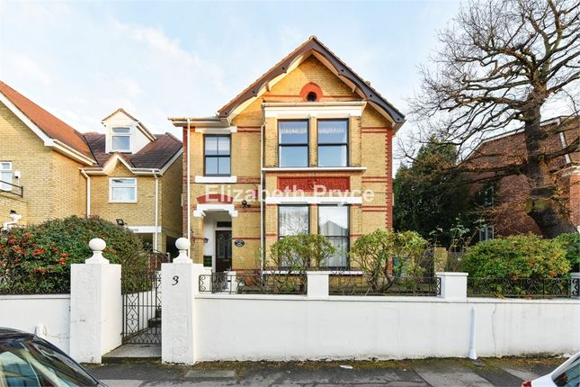 Thumbnail Detached house for sale in 3, Sylvan Road, London