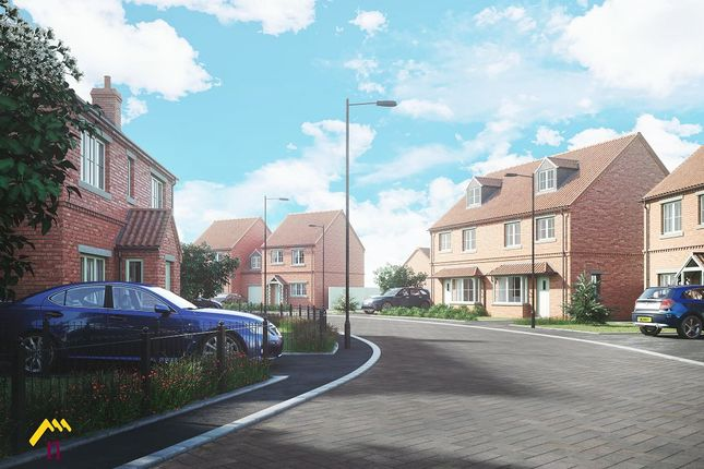 Thumbnail Semi-detached house for sale in White Lane, Thorne, Doncaster