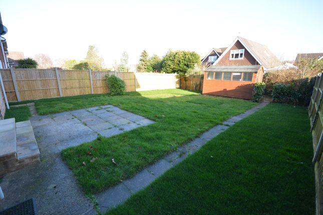 Garden of Rempstone Road, Merley, Wimborne BH21