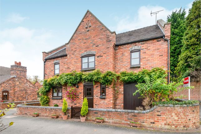 Thumbnail Detached house for sale in Lapley Hall Mews, Lapley, Stafford