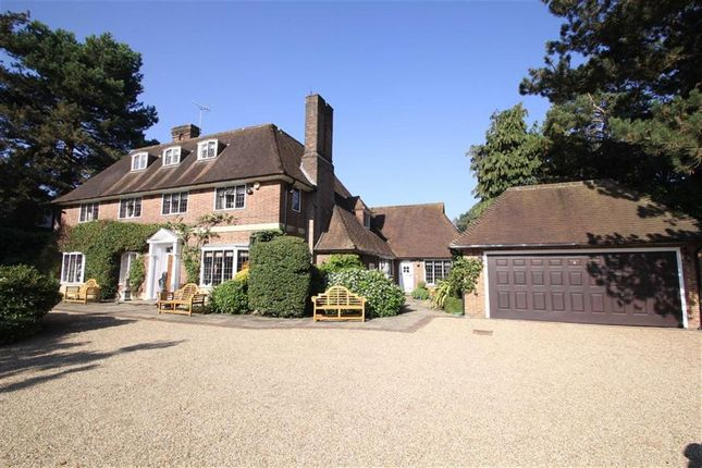 Thumbnail Property for sale in Camlet Way, Hadley Wood, Herts