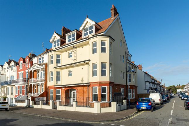 Thumbnail Flat for sale in Sea View, Sea Road, Felixstowe
