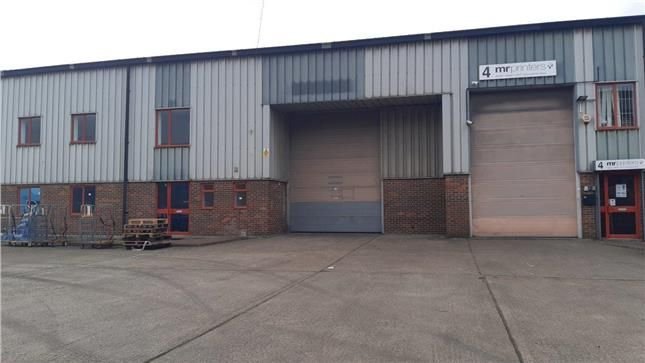 Thumbnail Warehouse to let in Unit 3, 24 Thames Road, Barking, Essex