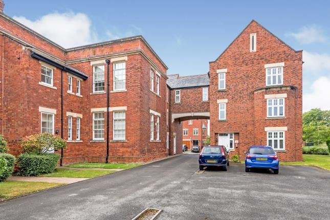 Thumbnail Flat for sale in Friary House, Patrick Mews, Lichfield, Staffordshire