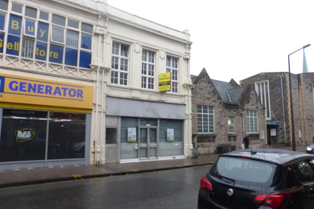 Thumbnail Retail premises to let in Waterloo Street, Weston-Super-Mare