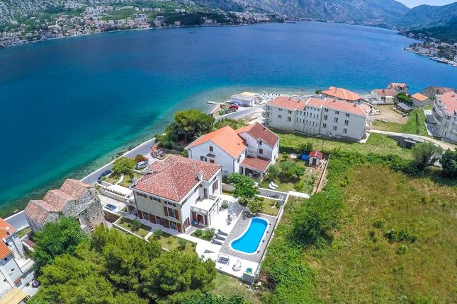 Thumbnail Villa for sale in Extraordinary Restored Stone House In Bay Of Kotor With The Pool, Prčanj, Kotor, Montenegro