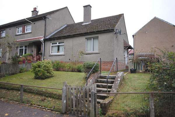 Thumbnail Bungalow for sale in 35 Parkandarroch Crescent, South Lanarkshire, Carluke