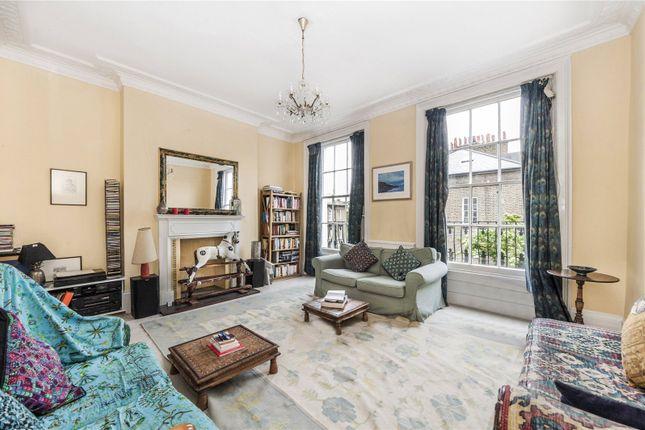 Reception of Stratford Villas, Camden, London NW1