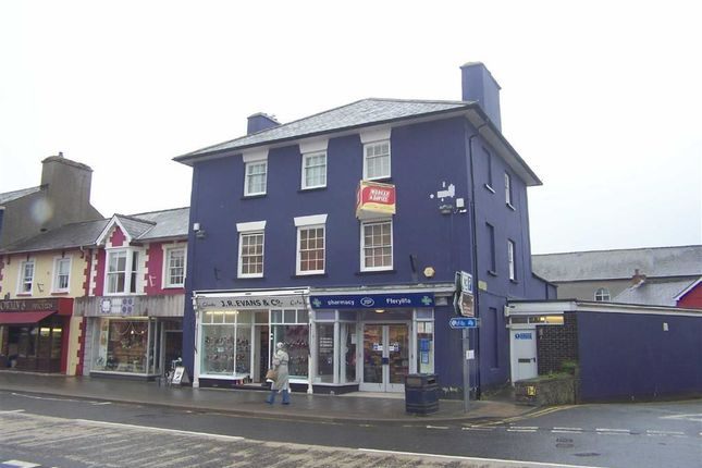 Thumbnail Commercial property for sale in Bridge Street, Aberaeron, Ceredigon