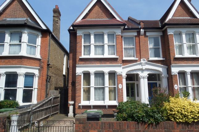 Thumbnail End terrace house for sale in Bargery Road, London
