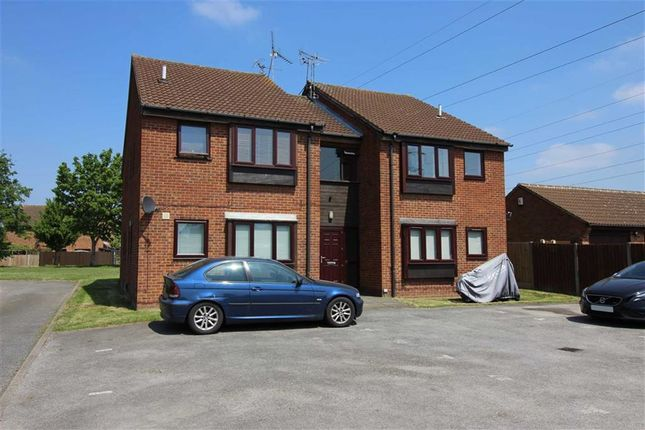 Thumbnail Flat for sale in Chedworth Drive, Alvaston, Derby