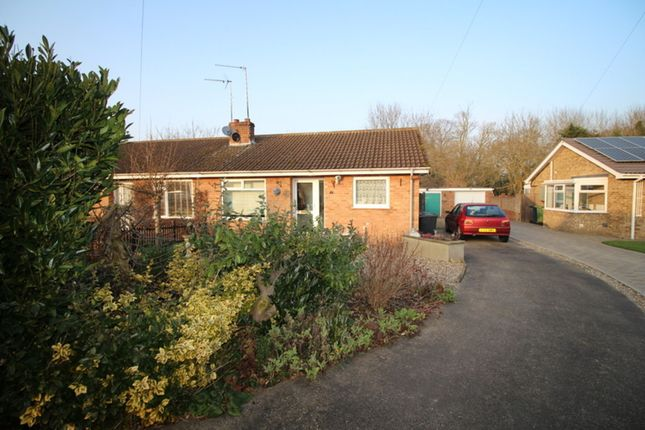 Thumbnail Detached bungalow for sale in Manor Way, Ormesby, Great Yarmouth