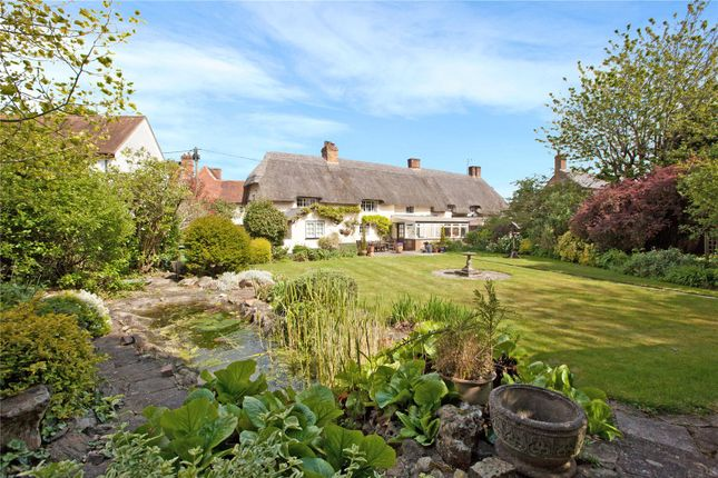 Thumbnail Detached house for sale in Aldbourne, Marlborough, Wiltshire