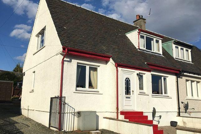 Thumbnail Semi-detached house for sale in Queen Elizabeth Cottages, Furnace