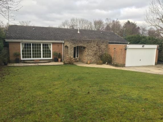 Thumbnail Bungalow for sale in Collingwood Crescent, Darras Hall, Ponteland, Northumberland