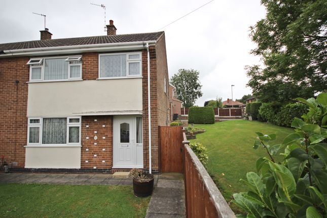 Thumbnail Semi-detached house for sale in Bunyan Green Road, Selston