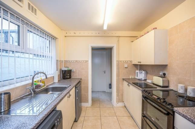 Kitchen of Guelph Street, Liverpool, Merseyside L7