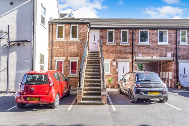 Thumbnail Flat for sale in New Oxford Road, Mexborough