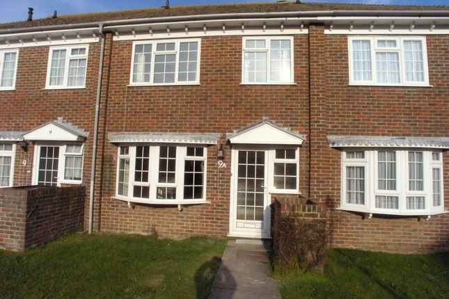 Thumbnail Terraced house to rent in Chesterfield Road, Eastbourne