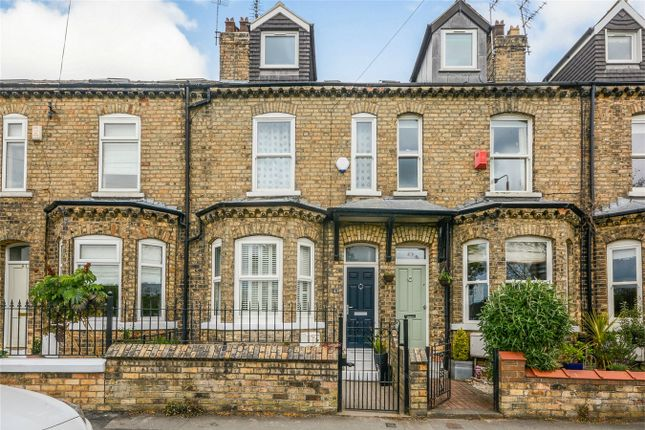 Thumbnail Terraced house to rent in Albemarle Road, South Bank, York