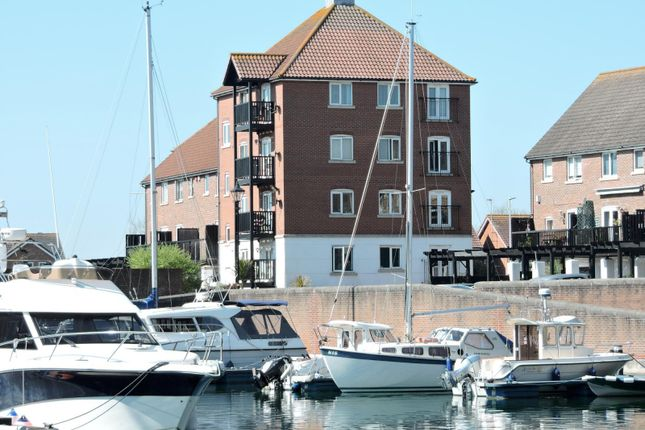 Thumbnail Flat to rent in Windward Quay, Sovereign Harbour South, Eastbourne