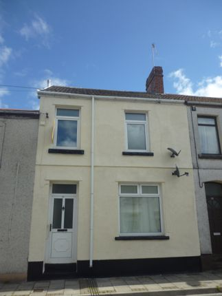 Thumbnail Terraced house to rent in 51 Quarry Row, Georgetown, Merthyr Tydfil